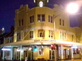 East Sydney Hotel at the corner of Crown and Cathedral Sts