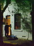Exterior of Pablo's house